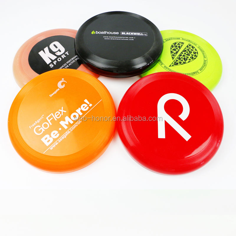 Plastic Flying Disc Toy Throw And Catch Plastic Flying Disc Toy