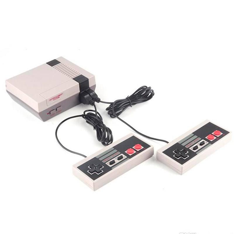 Mejor regalo de Navidad Hd Tv de 8-poco retro juego de consola de video juegos