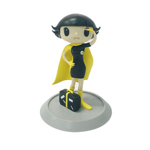 Newly Style Environmental Material PVC Stand Action Figure