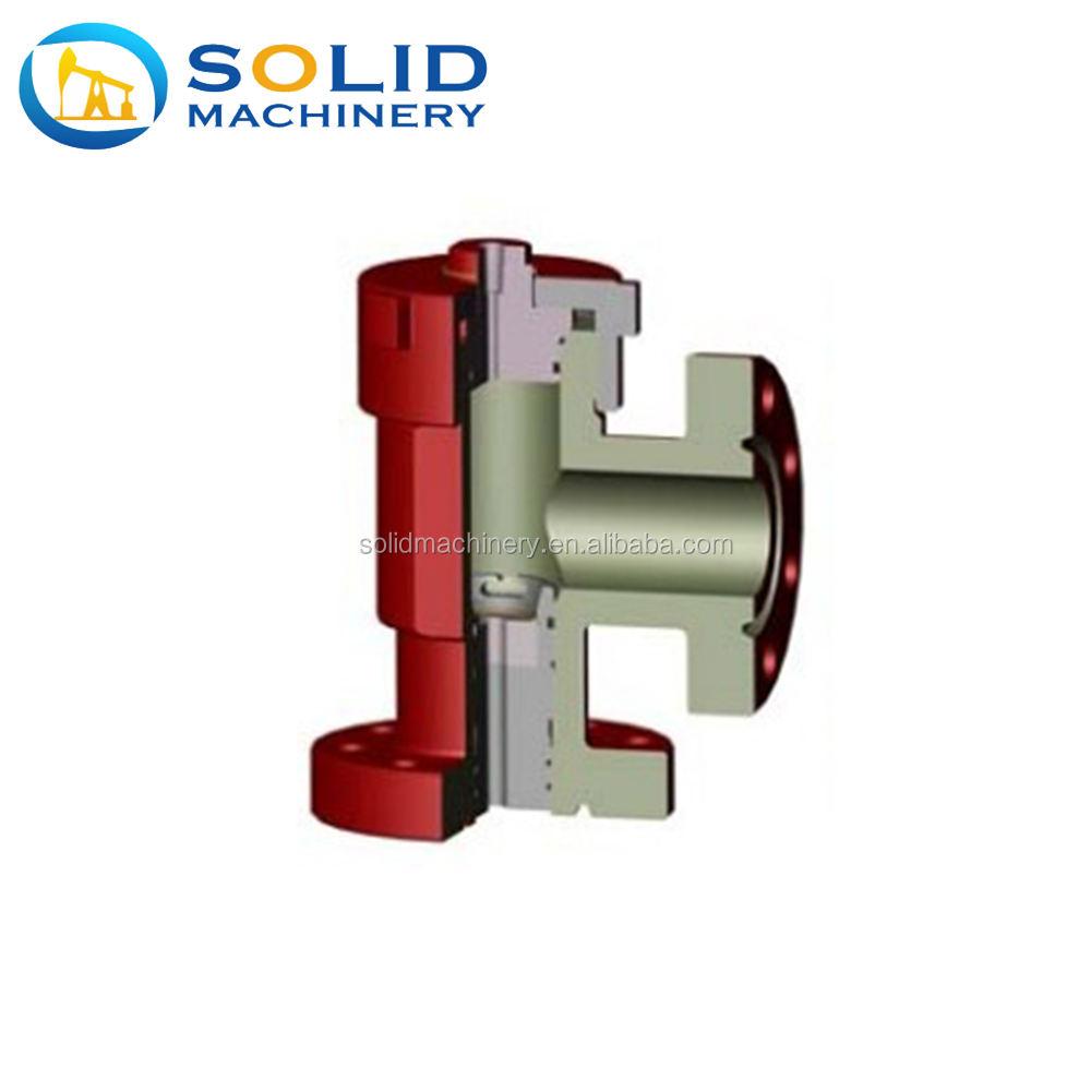 API hydraulic positive choke valve uesd for choke/kill Manifold