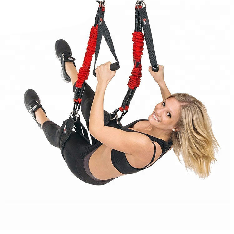 Professional Strength การฝึกอบรมโรงยิม Suspension BODY FITNESS Suspension TRAINER