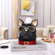 2020 unique Animal Edition black Tissue Box for home decor