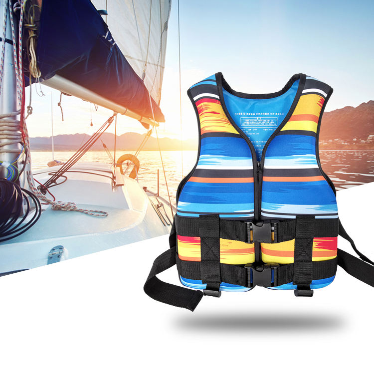 Life Vest for Kids Children Life Jacket for Swimming Kayak Life Vest Jackets Boy Girl Water Sports Safety