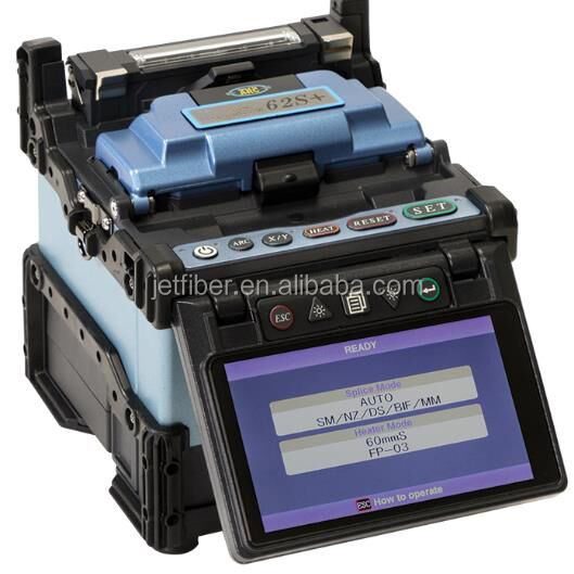 Japan Newest Model splicing machine 62S+ Fusion Splicer price FSM-62S+ stock