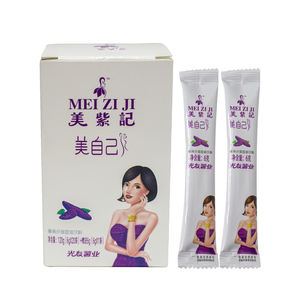 Healthy Organic Slimming Drink Powder Weight Loss Tea Drink Powder Purple Sweet Potatos Healthy Beverage