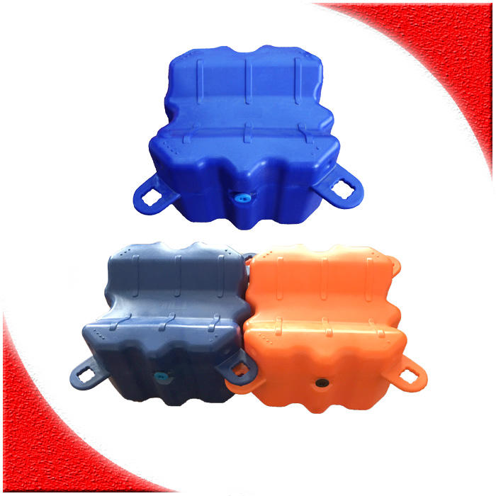 Non-Slip Strong UV HDPE Jetski DockลอยPontoon