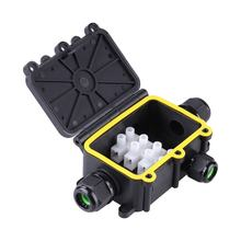 Pa66 Plastic Hinged Electrical Ip67 Ip68 Waterproof Junction Box