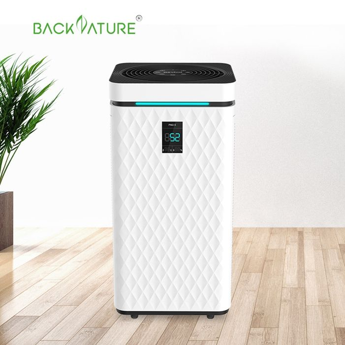 Guangzhou manufacture allergy pollen odor remove PM2.5 index air purifiers