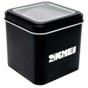 Skmei Gift box, Tin box, Paper box packing for watch