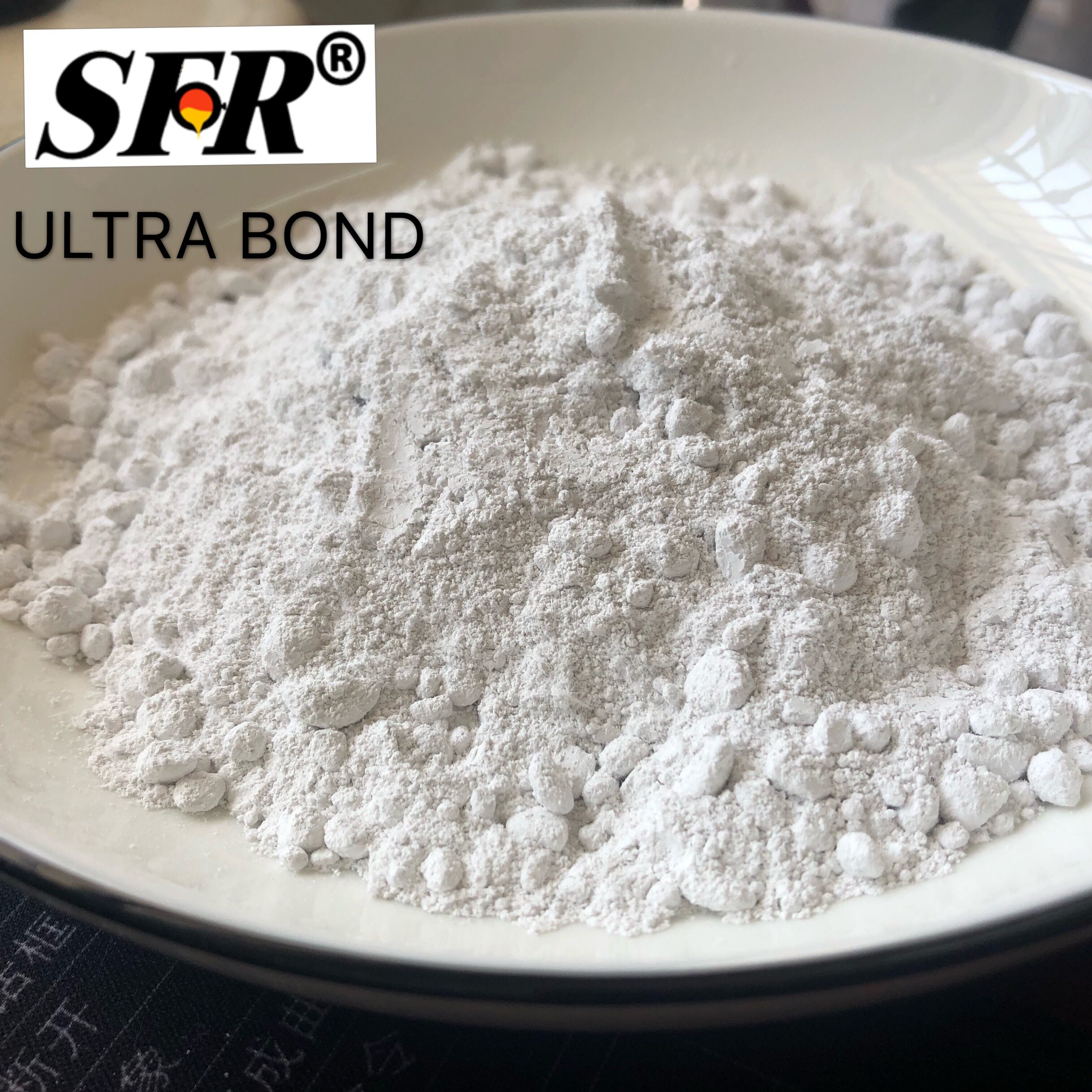 ULTRA-BOND refractory castable products for molten aluminum industry