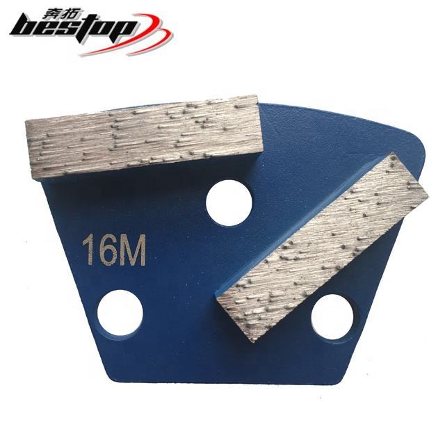 Bestop 16# Medium Bond Diamond Concrete Grinding Disc