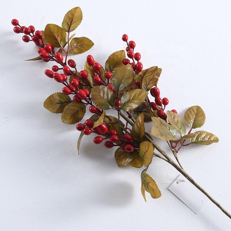 Di Alta Qualità Ornamenti di Natale di Plastica Fatto a Mano Rami di Leafages Polyfoam Sell Migliore Decorazioni Festival