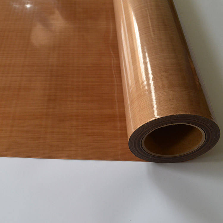 Tefloon coated fiberglass cloth sheet woven f.g.fabric coated with ptfe