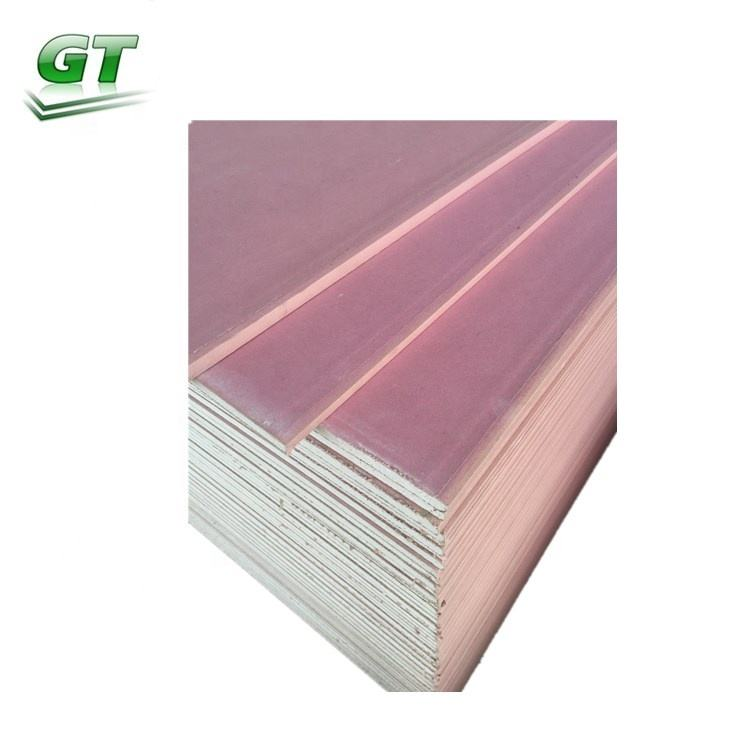12mm Partition Drywall Plasterboard Gypsum Board Price