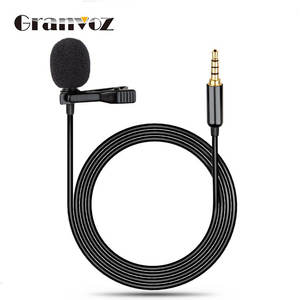 Good Price Convenient Lapel Spy Microphone