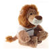 China Wholesale Custom Stuffed Animals Plush Lion Toy With T shirt