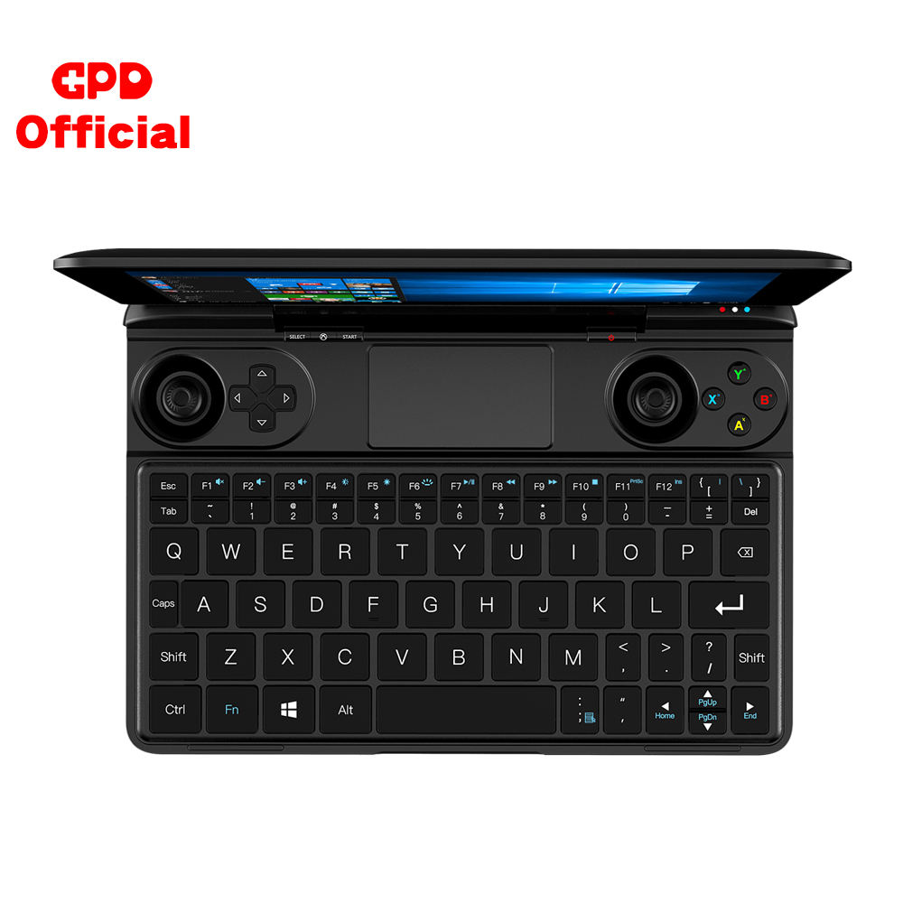 GPD WIN Max Cina Mini mouse Da Gioco Portatile di Piccolo PC Gamer <span class=keywords><strong>Notebook</strong></span> 8 Pollici <span class=keywords><strong>Touch</strong></span> Screen CPU I5 1035G7 RAM 16GB + 512GB 15000mAh batteria