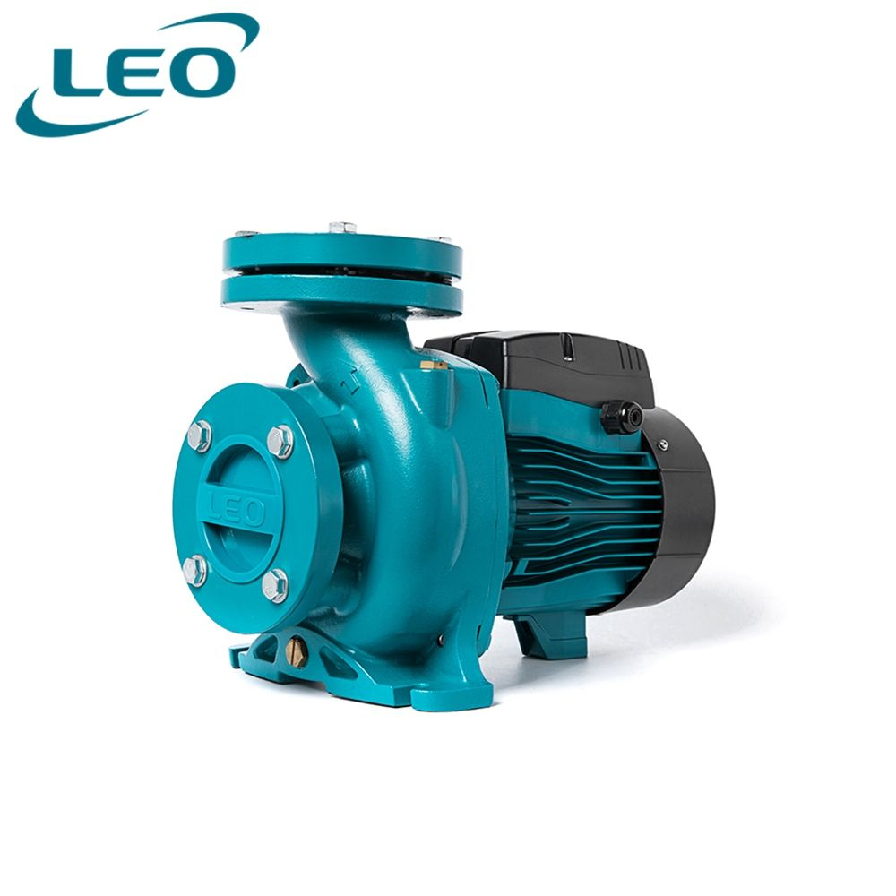 LEO Electric Standard Cast Iron 4 Inch Centrifugal Water Pump