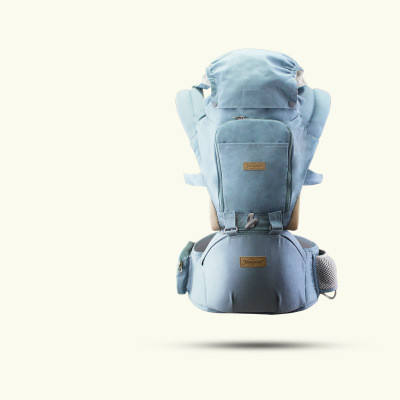 Multifunctional Amazon Adjustable Baby Carrier Hipseat With Hood