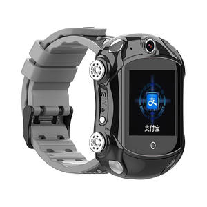 AI intelligent voice function waterproof face recognition GPS Precise positioning children smart phone watch wristwatch
