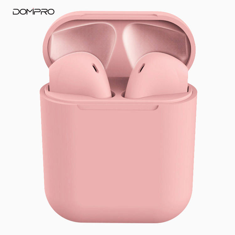 OEM TWS Sensor Earbuds Noise Cancelling Stereo Sound Headphones Airphones 5.0 headphone with wireless