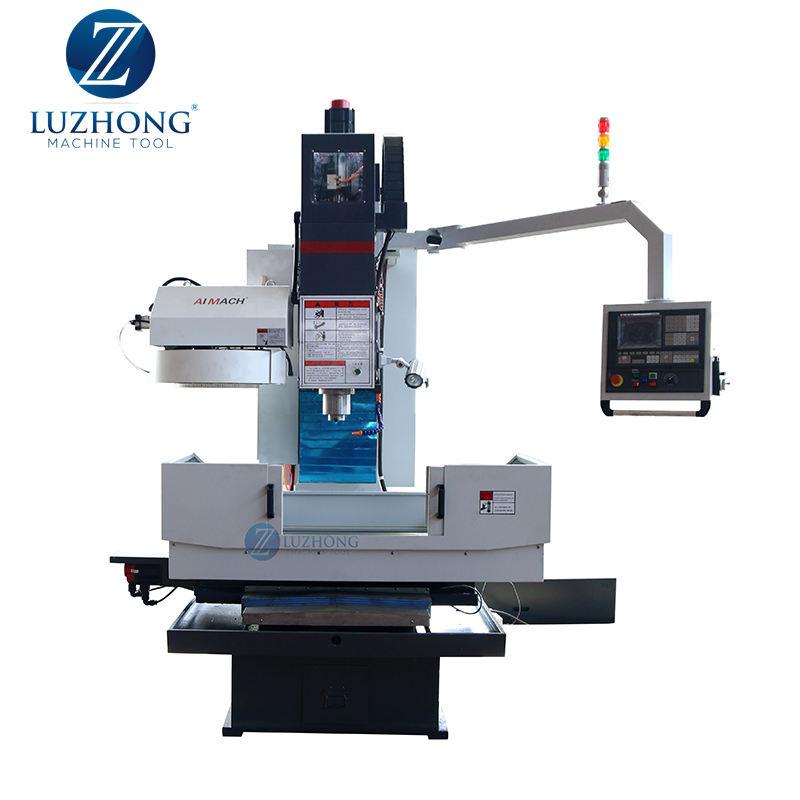 Taiwan Quality Vertical CNC Drilling Machine ZK5140C ZK5150C