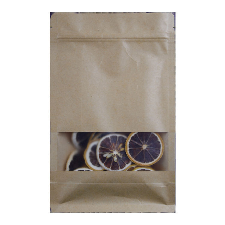 Coffee [ Paper Bag ] Coffee Paper Bag Recyclable Stand Up Kraft Paper Bag Coffee Bag Food Package