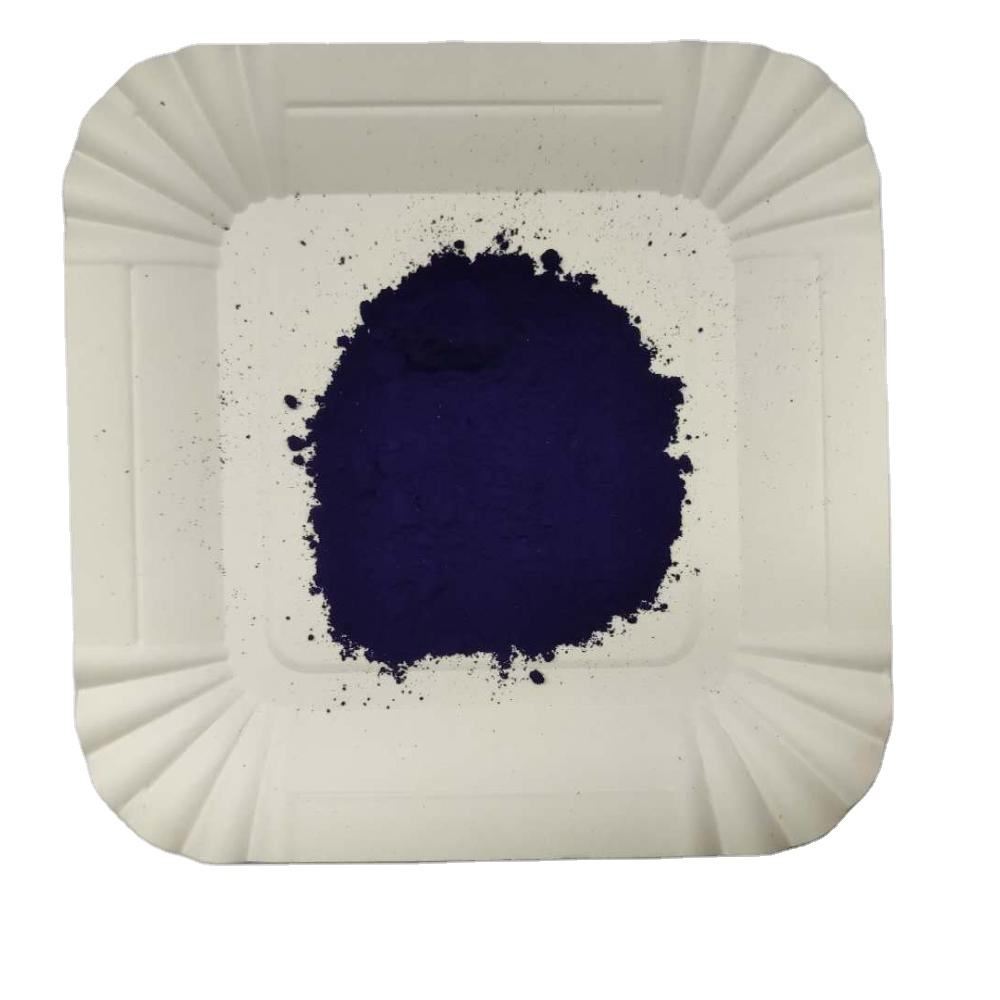 Sale of organic oil paint pigment powder Pigments blue BO P.B.1 CAS No. 1325-87-7 pigments for printing oil