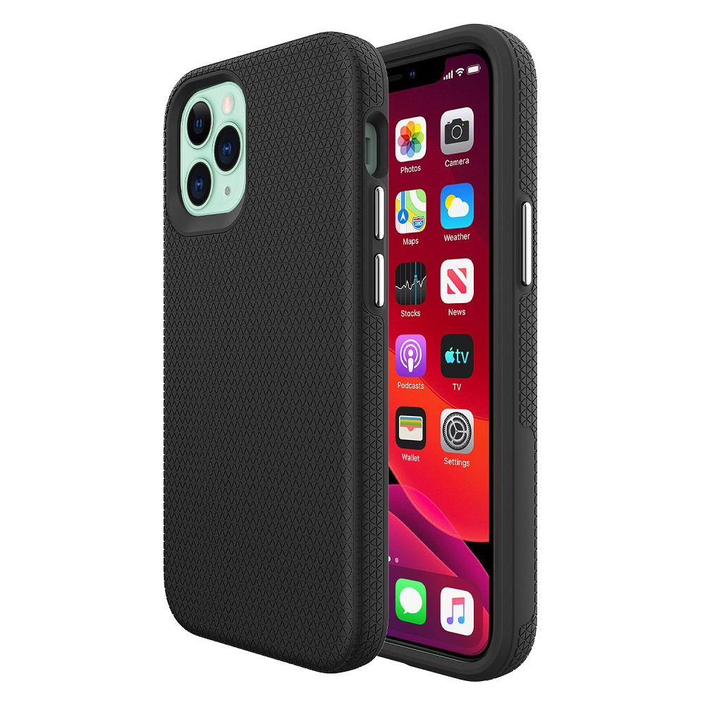 Two Layers Shockproof TPU + PC Mobile Phone Case Back Cover For New iPhone 12 2020