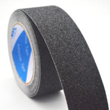 E Win Black Stair Safety Tape Non Slip Treads Weather Resistant Commercial Grade 80 Grit Indoor & Outdoor anti slip tape