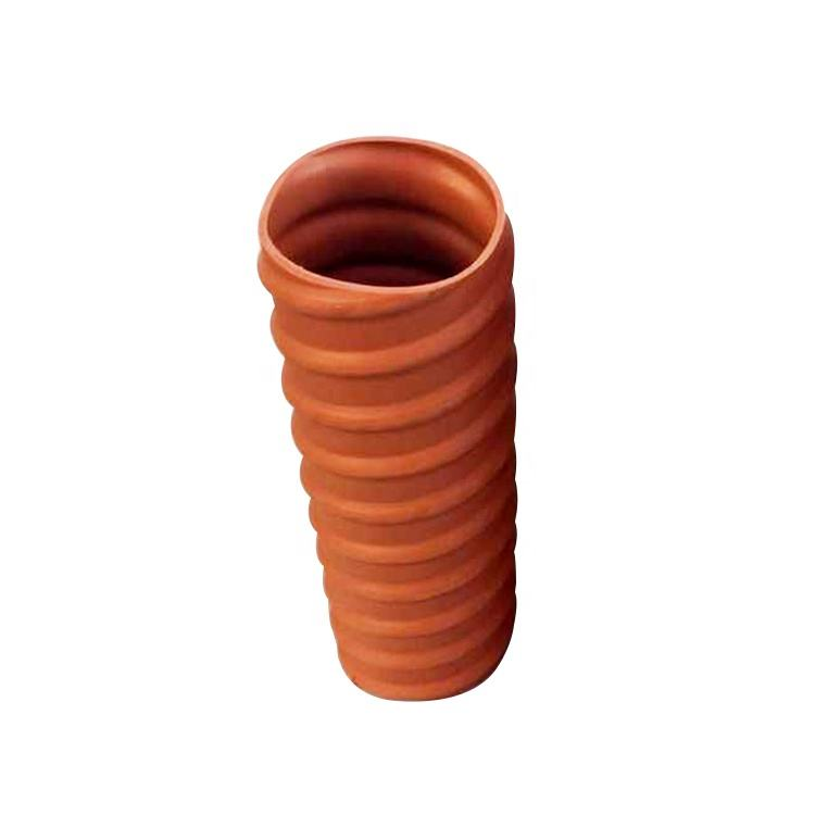 Factory Supplier building materials round prestressed plastic corrugated duct