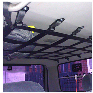 truck bed extender cargo net for pickup