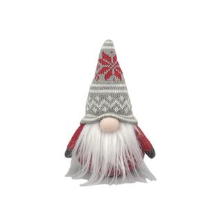 Handmade Christmas santa claus swedish tomte nordic spring gnome for home decoration