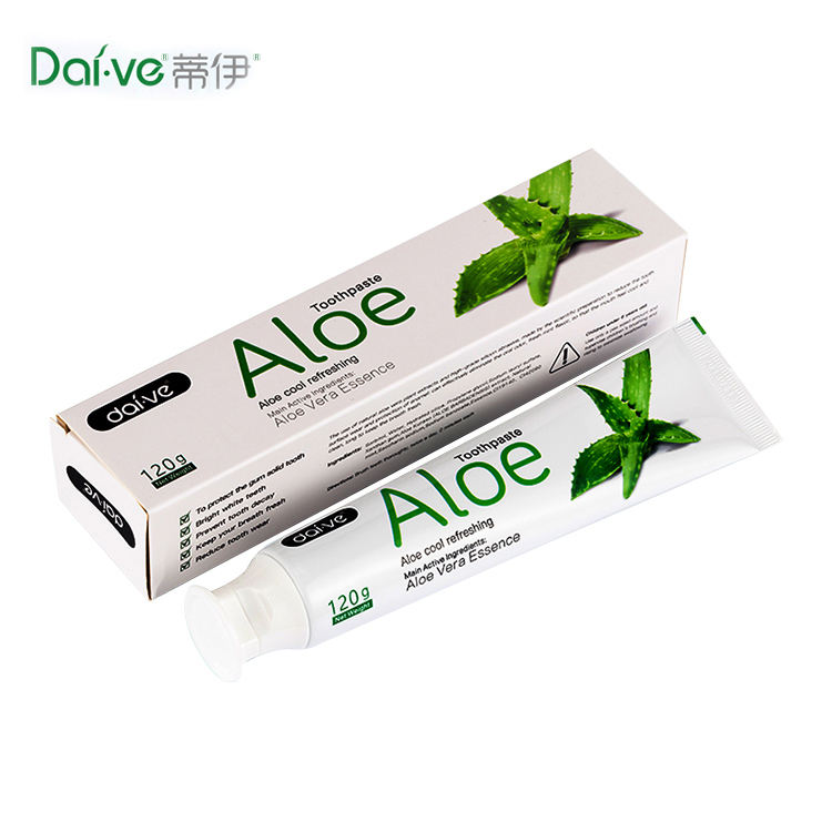 Brand names wholesale custom oem fluoride free aloe tooth paste toothpaste