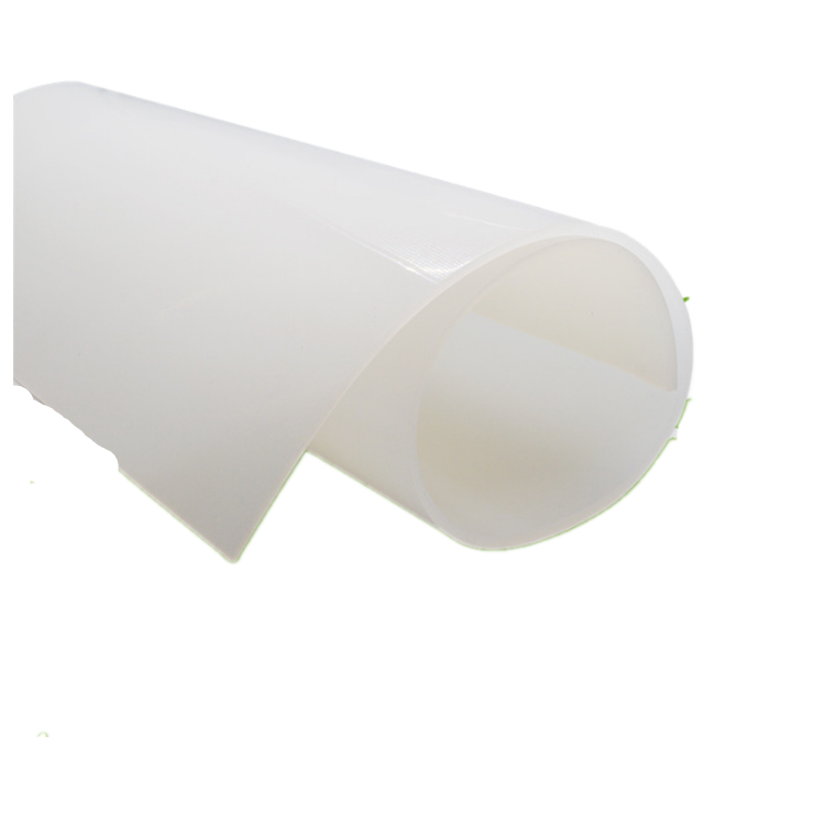 high temperature 0.5mm silicone rubber sheet transparent silicone rubber sheet latex rubber sheet