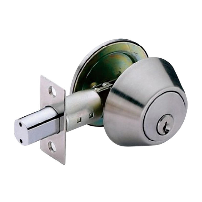 Stainless Steel Door Knob Lock Combo Tubular Entry Entrance Cerradura Door Deadbolt