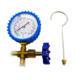 Air Conditioning Refrigerant Recharge Pressure Gauge Air Condition Manifold Gauge Manometer