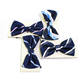 Wholesale Striped Color Boys Bow Ties