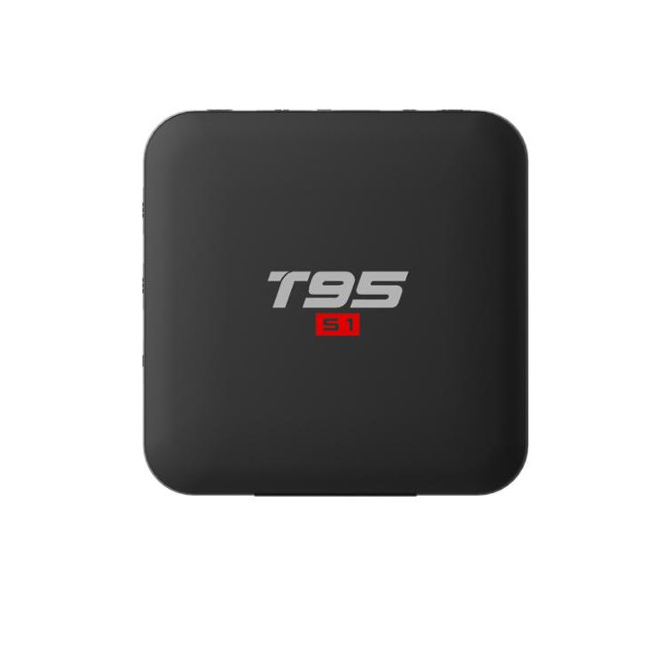 T95S1 s905w android tv box 8g/16g gratis descargar reproductor multimedia trending productos T95 S1