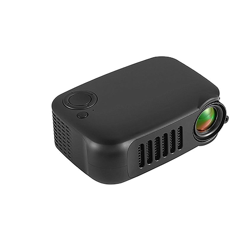 Custom logo small portable multimedia video projectors for movie a2000 mini projector cute