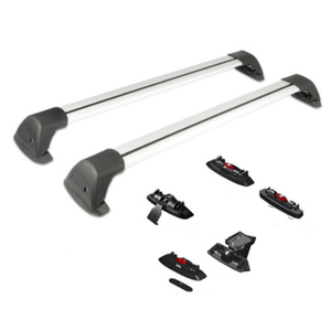 Di alta Qualità di Esportazione Tetto Auto Rack Cross Bar per Sedan Auto Mazda 3 Mazda 5