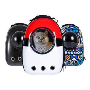 Cheap transport safety space capsule shaped pet carrier bag for dog cat