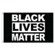 Large Flags Flag Flags Stock Large Quantity BLM Flags Ready To Ship Wholesale 3'x5' Poly Flag Of Black Lives Matter