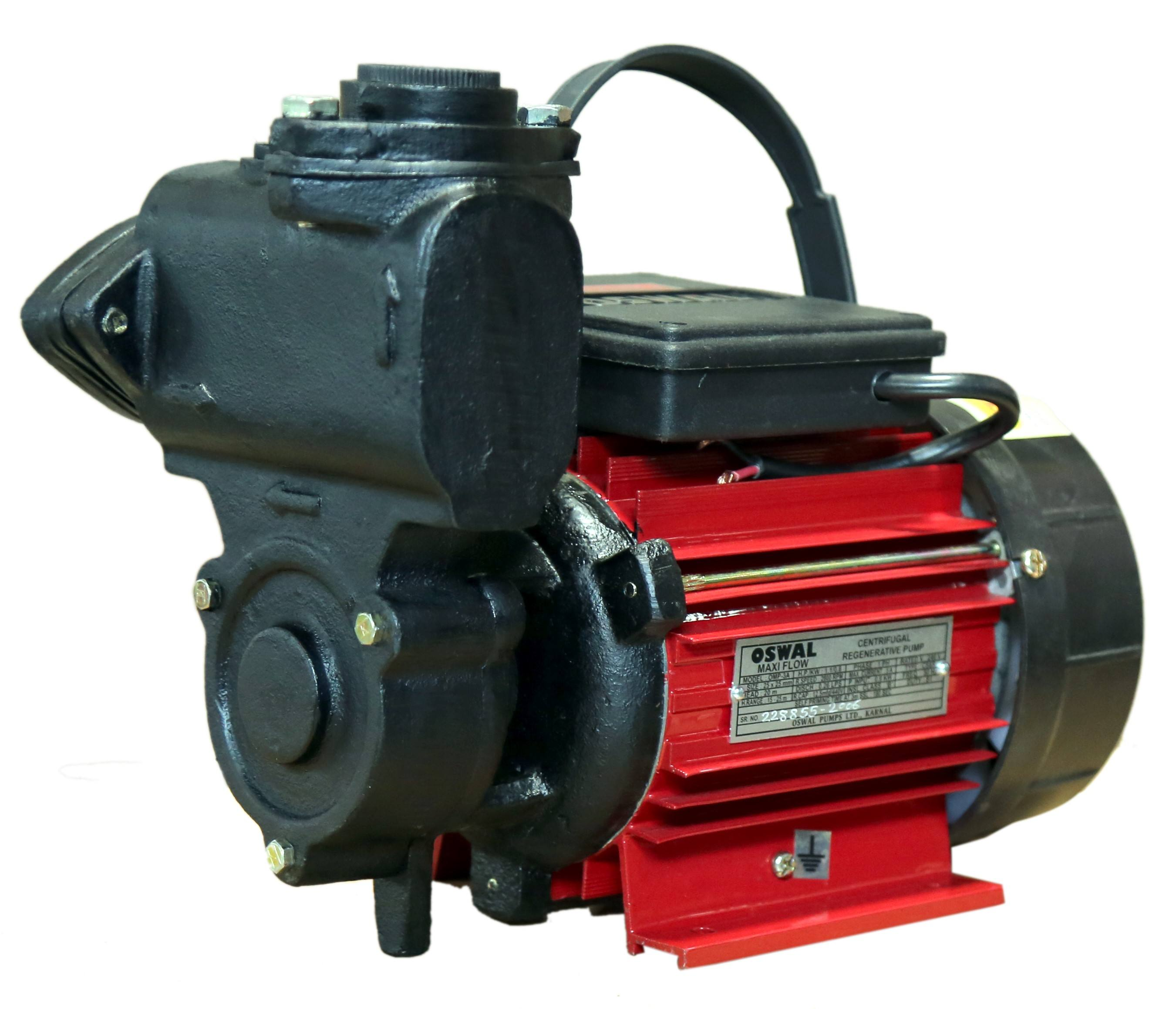 1.1HP INDIAN MONO BLOCK ELECTRIC SELF PRIMING DOMESTIC WATER PUMPS WITH 1620RPM