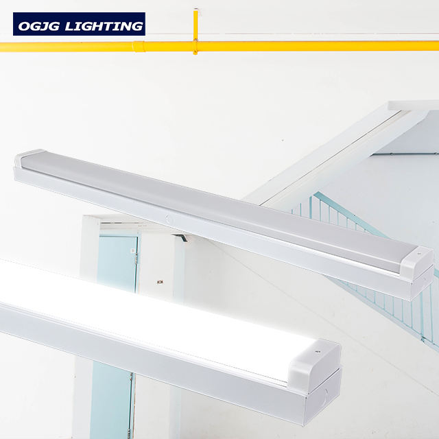 Best Selling 15W 20W 22W 30W High Quality Flat Ceiling LED Linkable Tube Batten Light