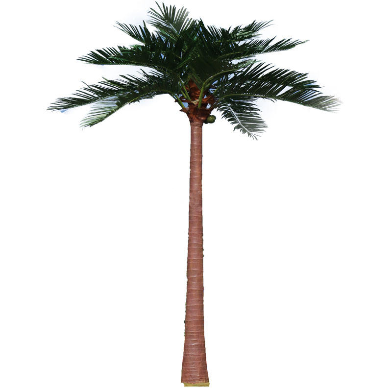 Wholesale high quality outdoor landscape large artificial coconut tree