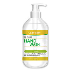 Factory Hot selling ECO finest Lemon flavor 500ml Instant Hand Wash