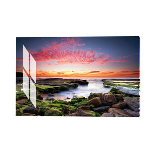 High resolution morden landscape digital acrylic glass photo printing