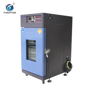 200 degree vacuum laboratory vacuum oven for drying application and thermal treatments