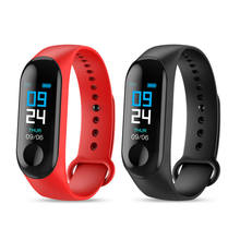 M3 android Smart Watch Men Women For Android IOS phone Waterproof Heart Rate Tracker Blood Pressure Oxygen Sport Smartwatch